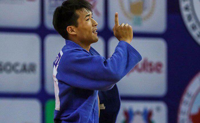 Ғұсман Қырғызбаев әлемнің үздік ТОП-10 дзюдоисттер тізіміне енді